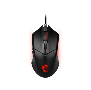 MSI CLUTCH GM08 Gaming Mouse Top View
