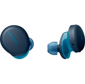 Sony WF-XB700 Truly Wireless Headphones - Blue Right Side View