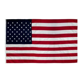 Valley Forge Nylon U.S. Flag - 5'X8'  - Shown Unfurled