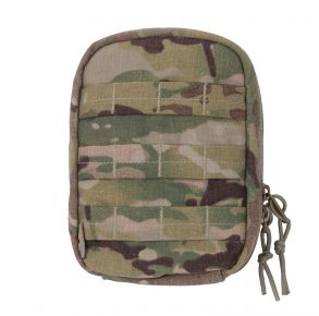 Rothco MOLLE Tactical First Aid Kit Front Closed View