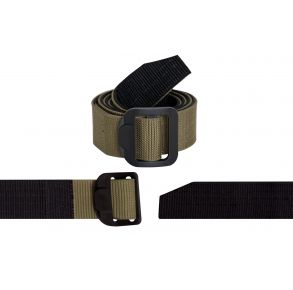 Rothco Reversible Airport Friendly Riggers Belt Side View