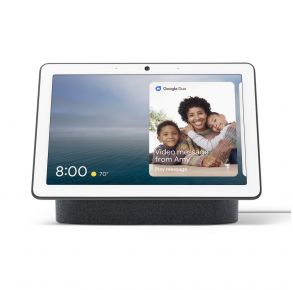 Google Nest Hub Max - Charcoal Front View