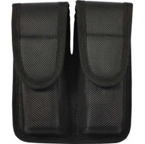 Rothco Enhanced Molded Dual Magazine Pouch Front View