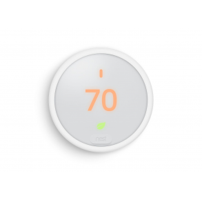 Google Nest Thermostat E - White