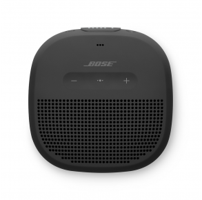 Bose SoundLink Micro Bluetooth Speaker - Black Front View
