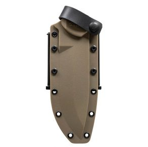 5.11 Sheath Camp Field Knife Front View