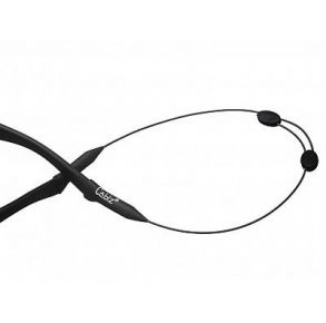 "Cablz Monoz Adjustable 14"" Eyewear Retainer - XL- Black Retainer View"