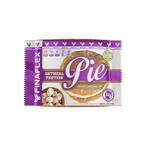 Finaflex Oatmeal Protein Pie - Original Marshmallow Front View