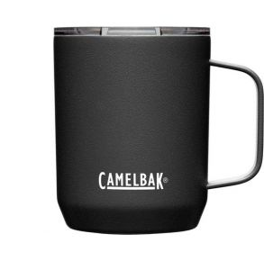 CamelBak Horizon Camp Mug - 12 oz. - Black Front View