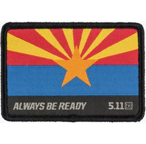 5.11 Arizona Flag Patch Front View