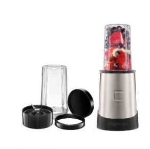 Chefman Ultimate Blender Set Blender with Cup and Tops View