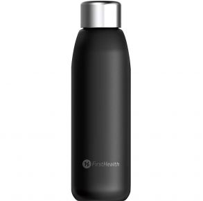 First Health UV-C Disinfecting Water Bottle + Wand Front View