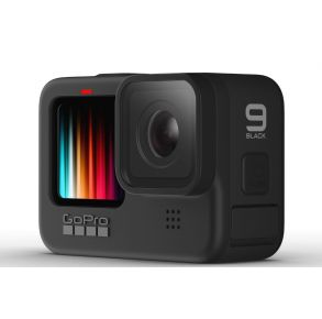 GoPro HERO9 Black Profile View