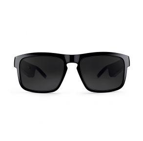 Bose Frames Tenor Rectangular Bluetooth Sunglasses Front View