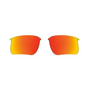 Bose Frames Tempo Lenses - Road Orange Front View