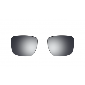 Bose Frames Tenor Lenses - Mirrored Silver Front View