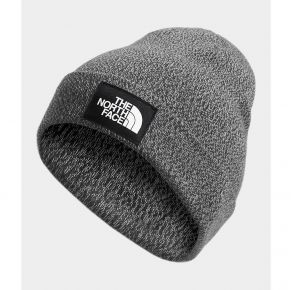 The North Face Dock Worker Recycled Beanie - Dark Gray Heather