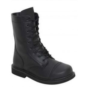 Rothco Mens G.I. Type Combat Boot Right Side Angle View