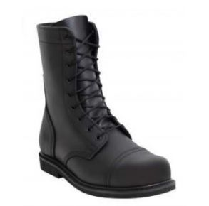 Rothco Mens G.I.Type Steel Toe Combat Boot Right Side Angle View