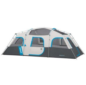 Bushnell 12 Person FRP Cabin Tent Front View