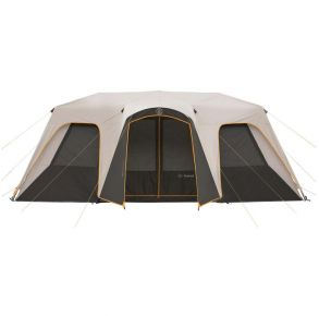 Bushnell 12 Person Instant Cabin Tent Front View