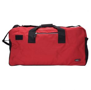 5.11 RED 8100 134L Duffle Bag Front View