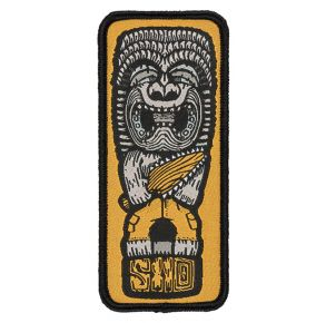 5.11 Hawaii Tiki Patch Front View
