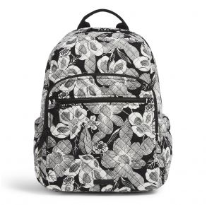 Vera Bradley Bedford Blooms Campus Backpack Front View