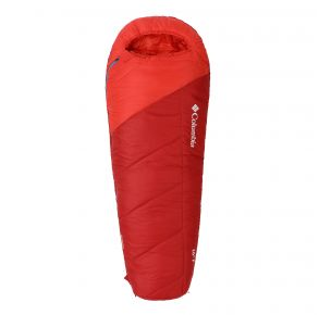 Columbia Mount Tabor Mummy Sleeping Bag - Regular - 10°F Front Top View