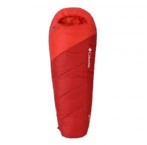 Columbia Mount Tabor Mummy Sleeping Bag - Regular - 10°F Front Top View
