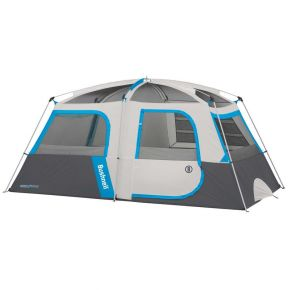 Bushnell 8 Person FRP Cabin Tent Front of Tent View