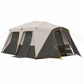 Bushnell 9 Person Instant Cabin Tent Side View