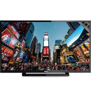 "RCA 50"" UHD Direct LED TV Front View"