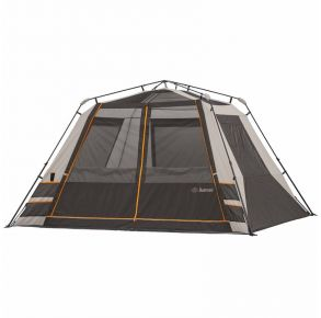 Bushnell 6 Person Instant Cabin Tent Front View