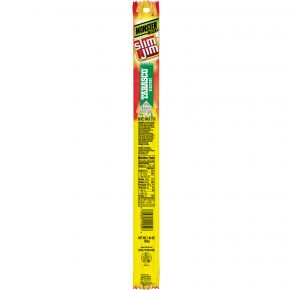 Slim Jim - Monster Stick - Tabasco Seasoned Smoked Snack Stick Front View