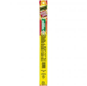 Slim Jim - Monster Stick - Tabasco Seasoned Smoked Snack Stick Front View