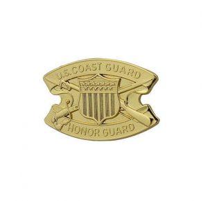 Coast Guard Badge: Honor Guard (Miniature)