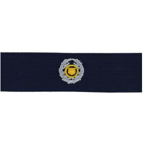 Coast Guard Auxiliary Badge: Operational Auxiliary - Ripstop Fabric