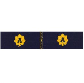 Coast Guard Auxiliary Collar Device: VCDR - Ripstop Fabric
