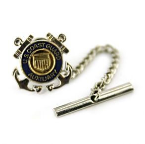 Coast Guard Auxiliary Jewelry: Tie Tac