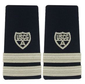 Coast Guard Auxiliary Shoulder Board: FC