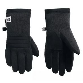 The North Face Mens Gordon Etip Glove Front and Back View
