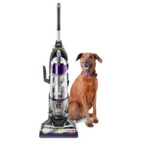 Bissell PowerGlide Lift-Off Pet Plus Upright Vacuum Front View