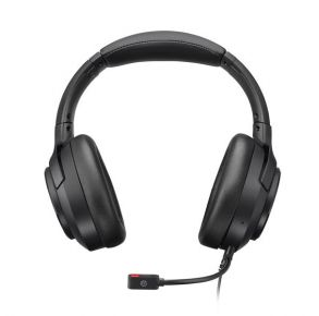 LucidSound LS10P Advanced Wired Gaming Headset for PS4 - Black Front View