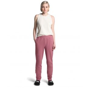 The North Face Womens Memory Jog Crop Sweatpant Front View