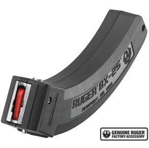 Ruger BX-25 22 Magazine View