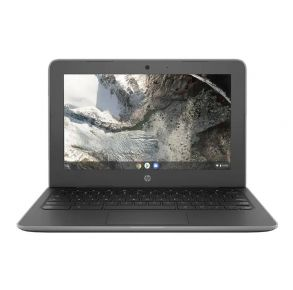 """HP 11.6"""" 11 G7 Chromebook Front View"""
