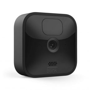 Blink Outdoor Wireless Weather-Resistant HD Security Camera - 1 Camera Kit Front View