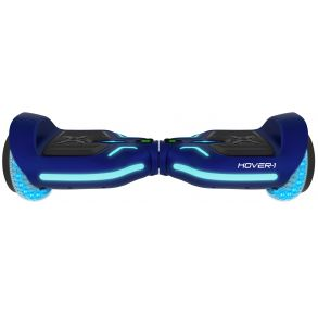 Hover-1 i-100 Hoverboard - Blue Front View