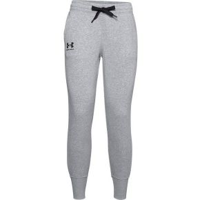 Under Armour Womens Rival Fleece Joggers Front View